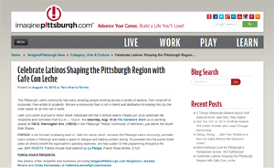 Imagine Pgh Latinos Shaping Region